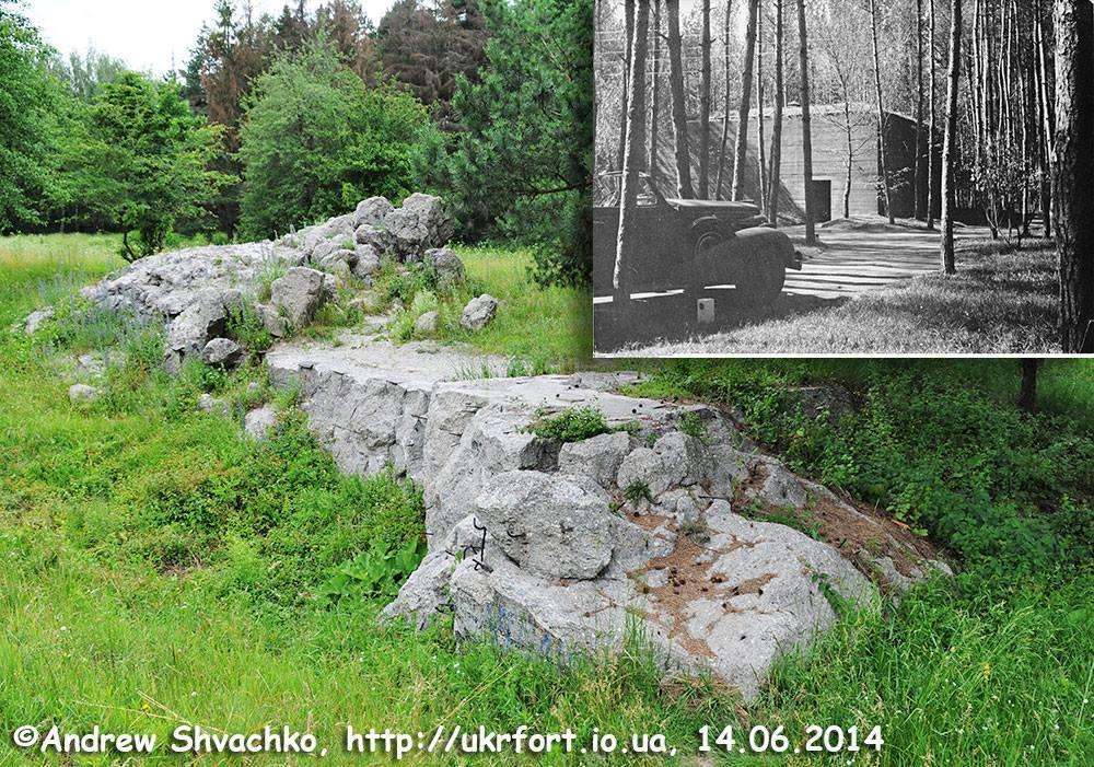 Залізобетонні укриття «Wehrwolf»